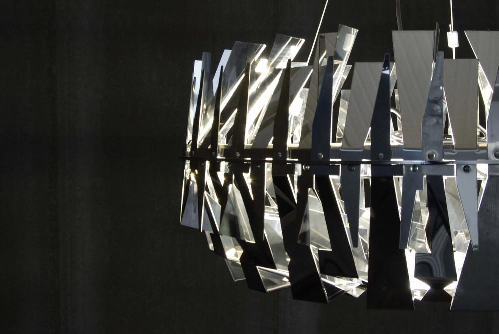 ANTONIO ANTOGNONI for ORVETT - GOTICH CIRCUS, chromed