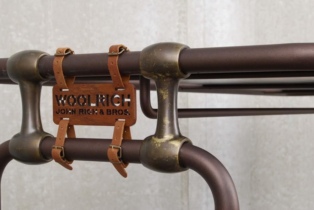 ORVETT for WOOLWICH - GONDOLA, detail