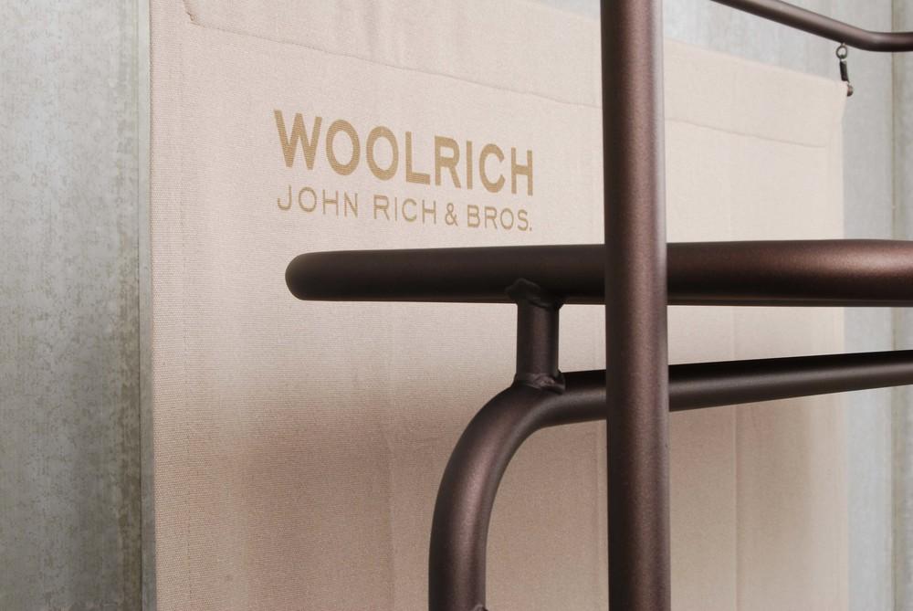 ORVETT for WOOLWICH - FREESTANDING, detail