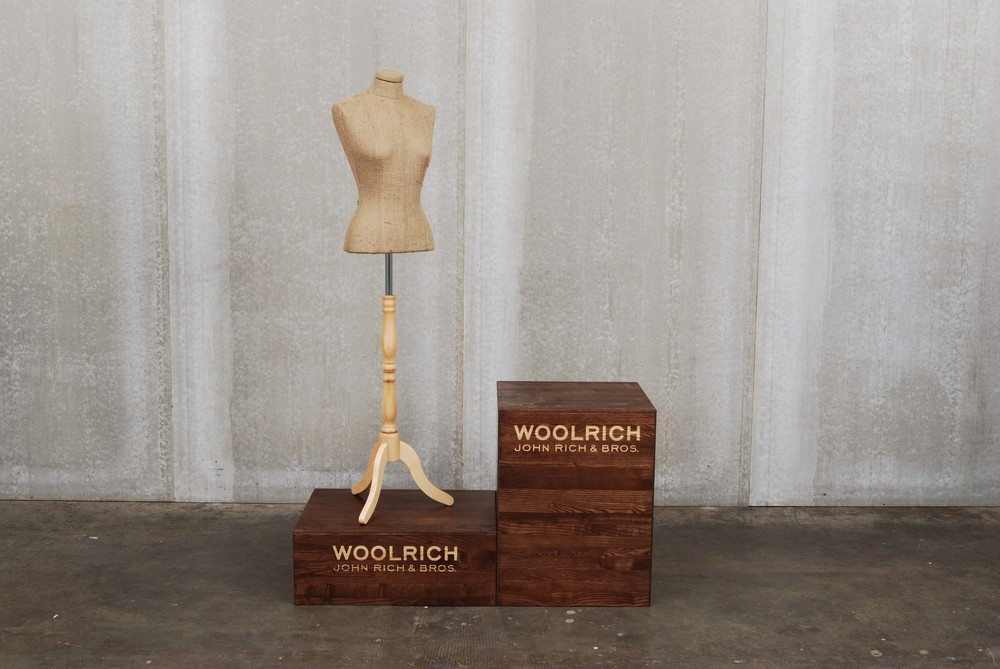 ORVETT for WOOLWICH - PLATFORMS