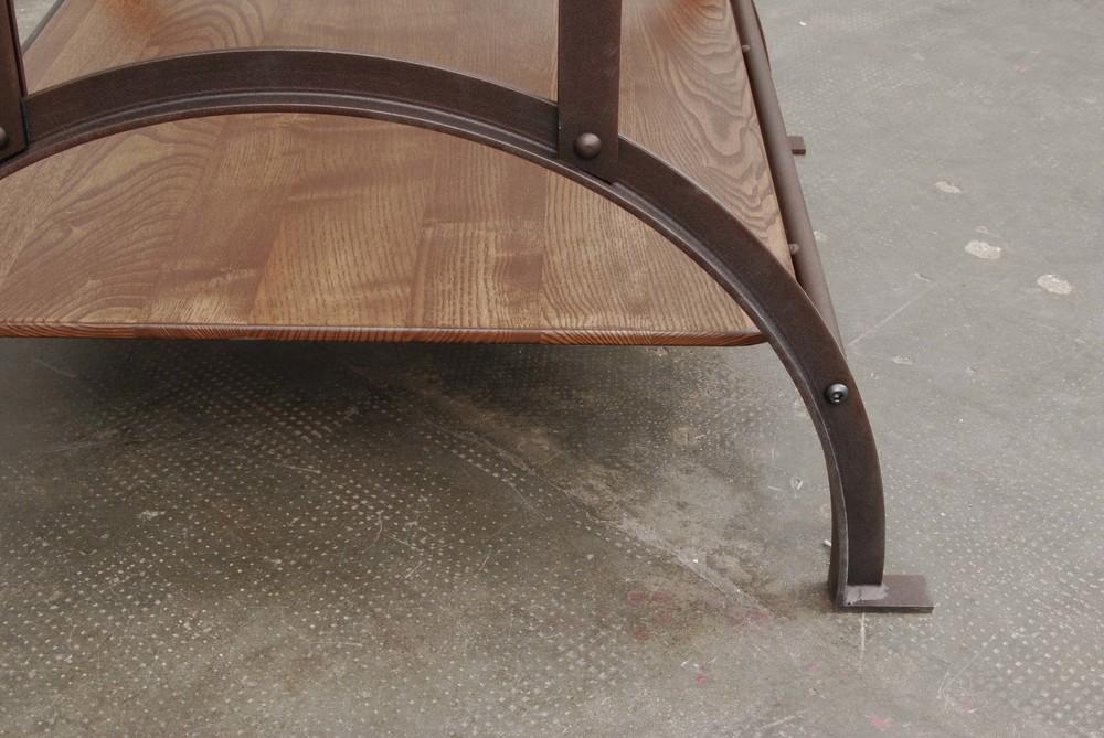 ORVETT for WOOLWICH - TABLE, detail