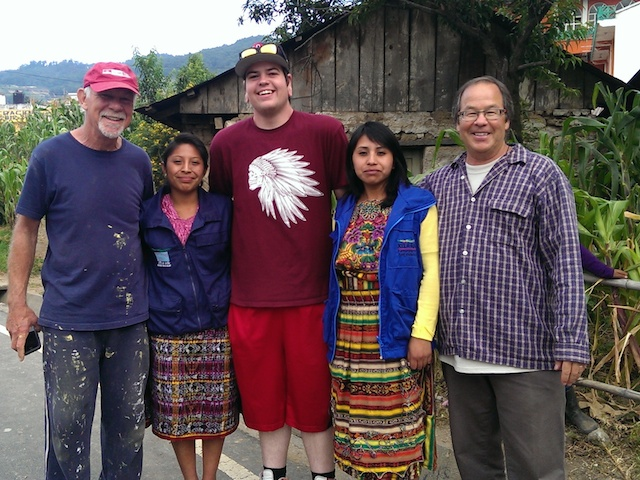 Ron Ryan Kevin Guatemala