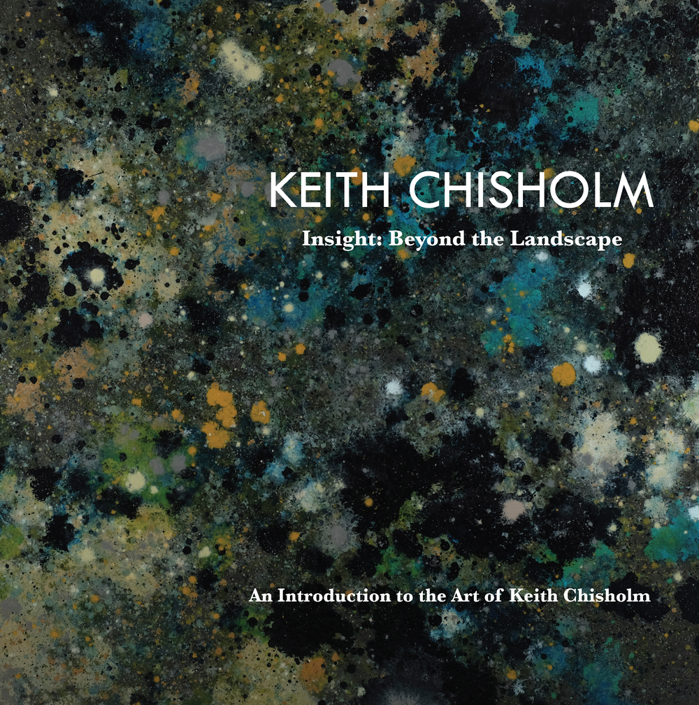 Keith Chisholm - Catalogue Cover