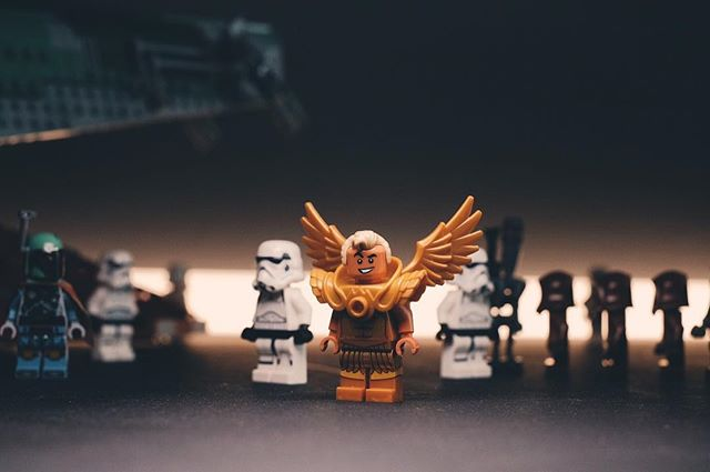 Space Force. Mmmmkay! 🤦🏻‍♂️ . . . . . . #minimalarkey #bricknation #dailydonald #fujifilmxt2 #toptoyphotos #legophotos