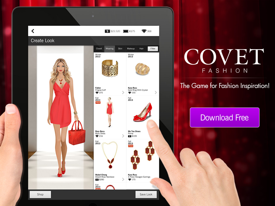Covet Fashion Download Covet Fashion