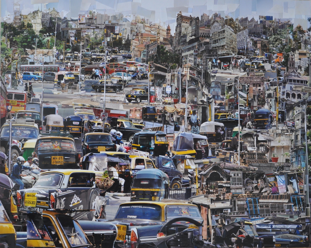 TRAFFIC OF BOMBAY