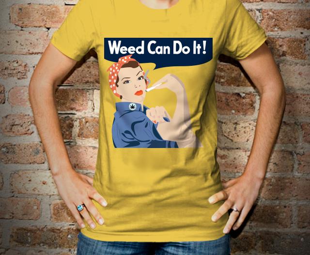 A pro-legalization concept.