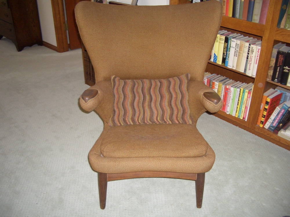 Jetson Chair Circa 1960s