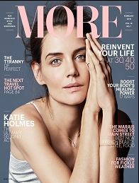 SUBSCRIBE to this wonderful MORE magazine