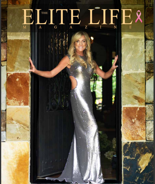 See Christine featured in ELITE LIFE Magazine!