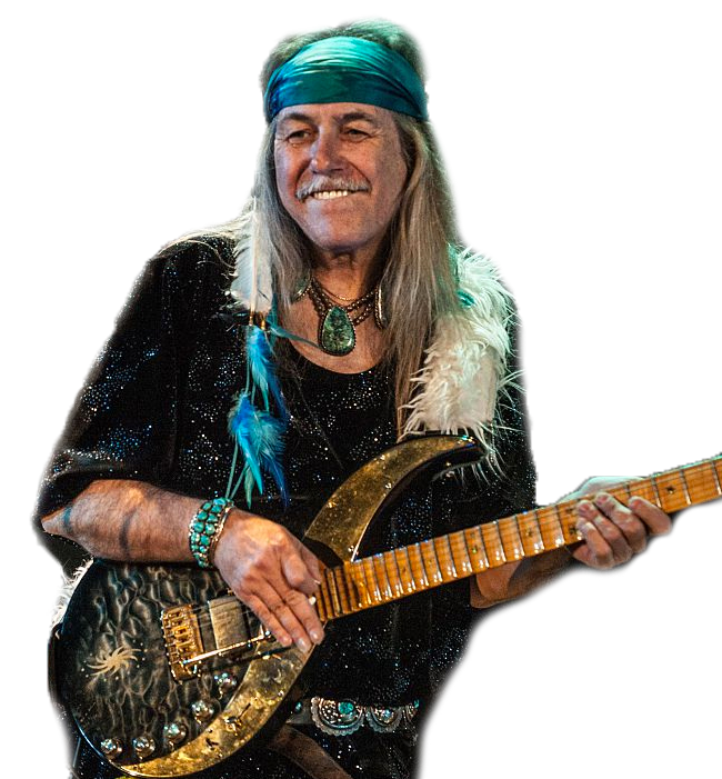 Since we opened for business in 2014, the LEGENDARY Grandfather of Neoclassical Rock, Uli Jon Roth only trusts our straps for the best in style, comfort and durability.