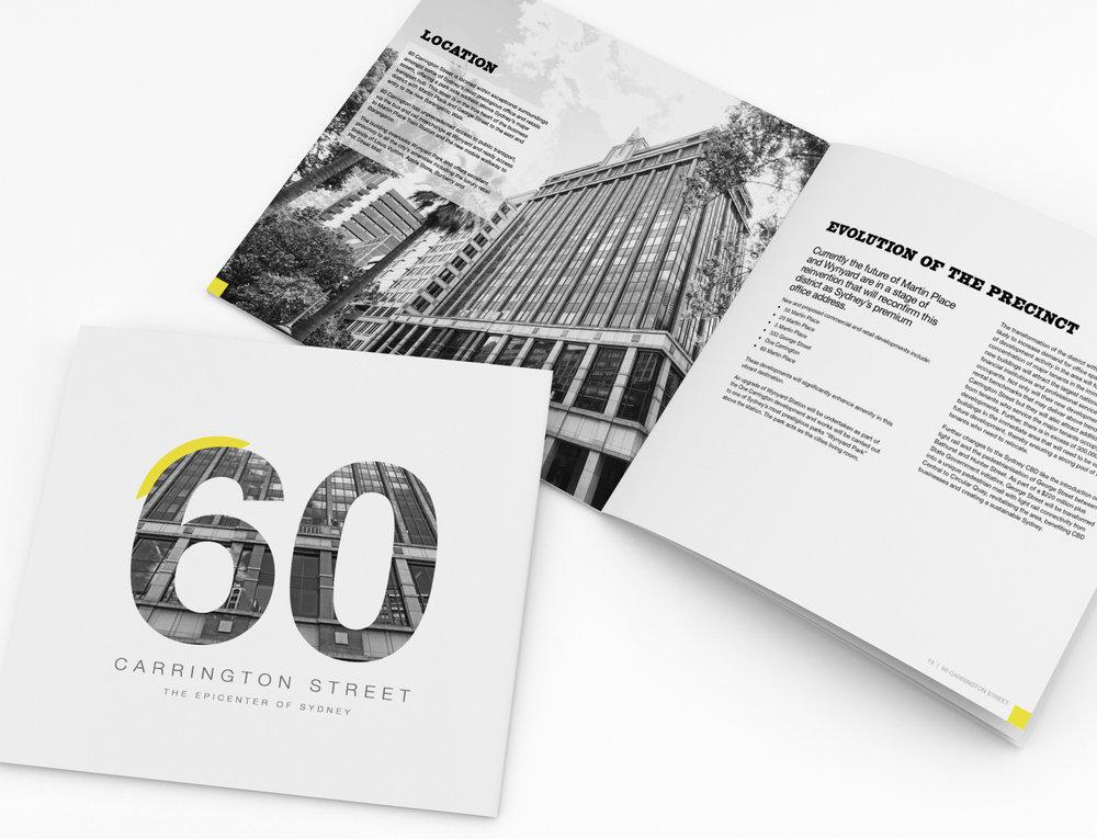 Savills Corporate Design Brochure Annual Report