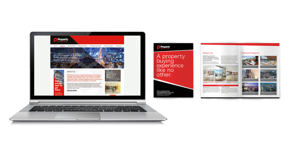 PDC Corporate Design Brochure Annual Report