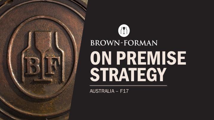Brown Forman PowerPoint Presentation Graphic Design