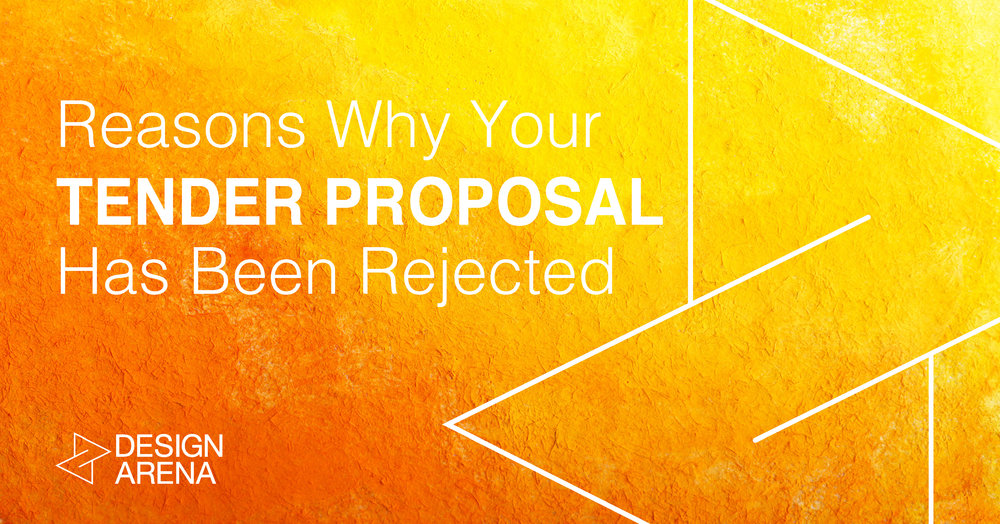 reasons-why-tender-proposal-rejection-Sydney-Design-Arena