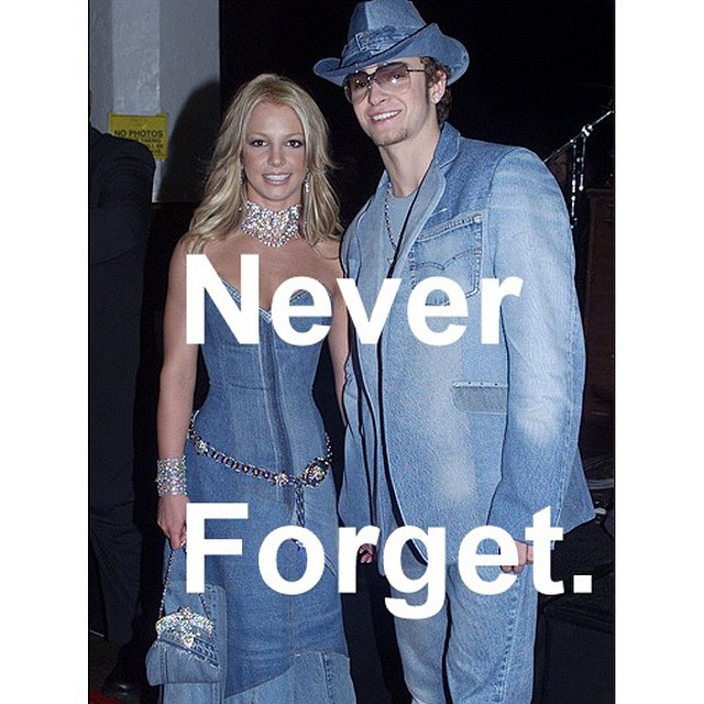 #TBT to the most 2000's thing to ever occur.  Instead of following short-lived trends that may cause you to look back and cringe, invest in good quality basic pieces like a leather jacket, a nice button down, or a good pair of heels that will stand the test of time!
