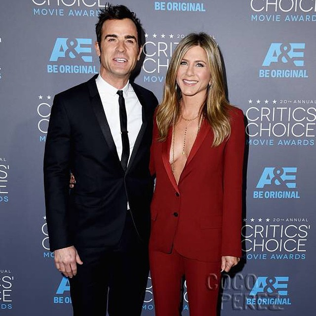 The votes are in- our winner of the #CriticsChoiceAwards is #JenniferAniston!  45 and FEIRCE as ever! 🔥😍👌. Link of our full #redcarpet review in our bio!