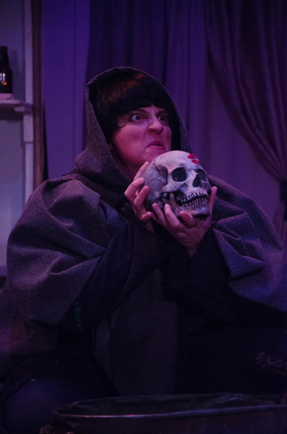 Gravedigger (Melissa Himmelreich Nicholson)