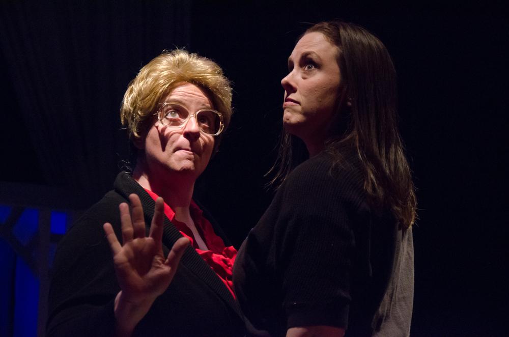 Minnesota Mother (Melissa Himmelreich Nicholson), Jessica (Tara Herweg-Mann)