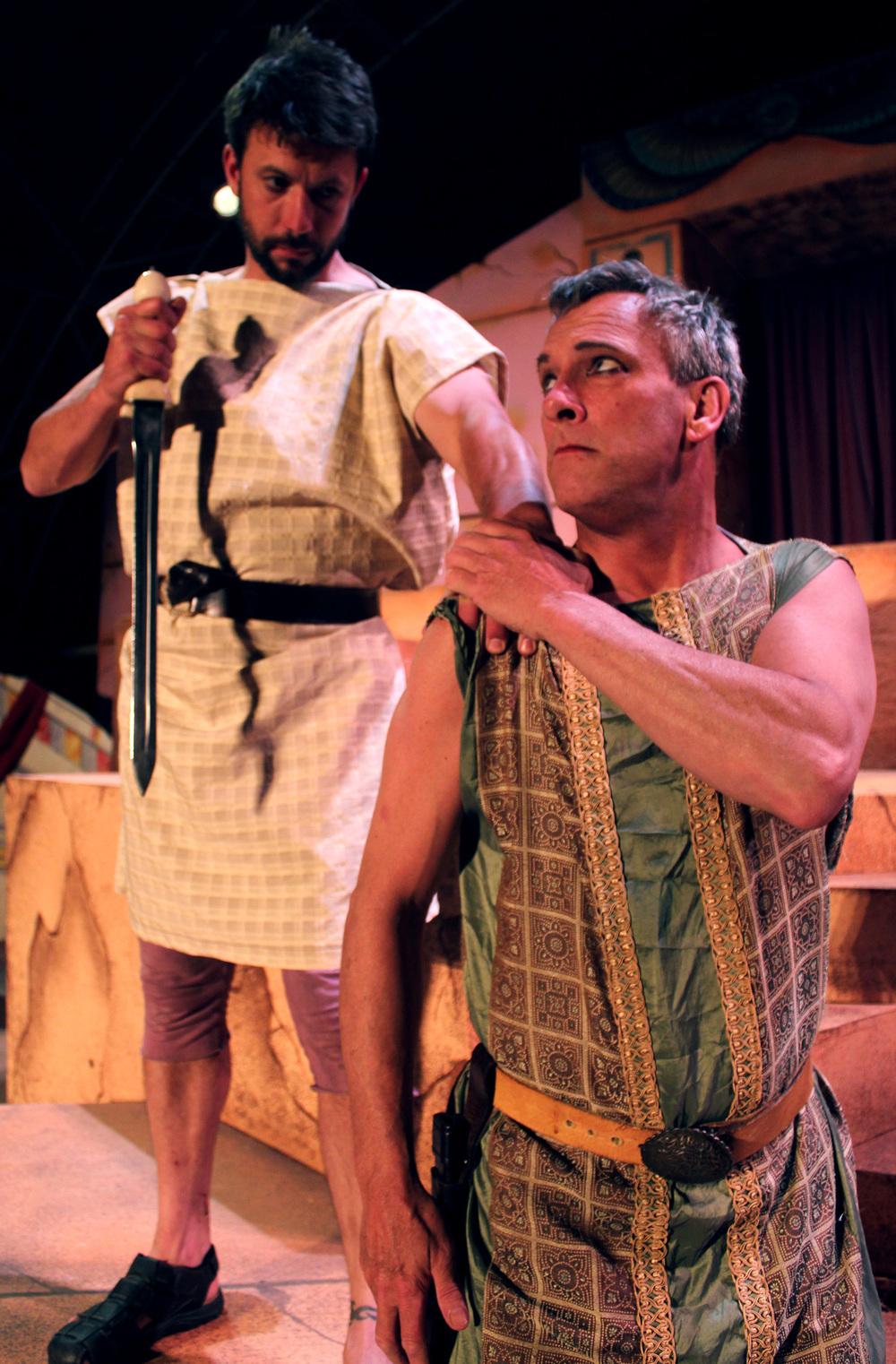 Eros (Joseph Wilson), Antony (Philip Wheeler)