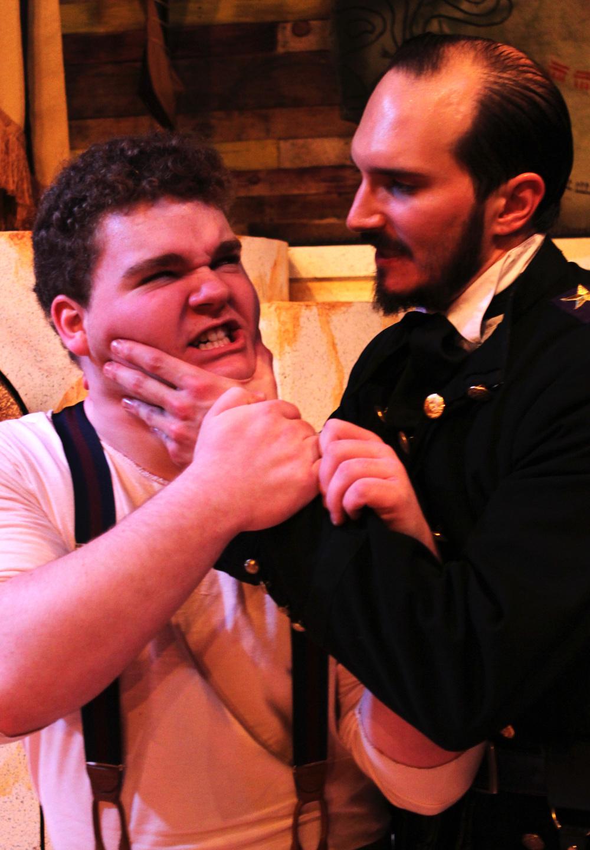 Soldier (Brennan Watt),Coriolanus (Thomas Weaver)
