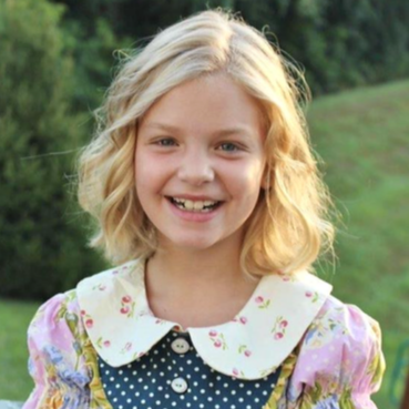 """Kendall Kramer (Macduff Child/Apparition) is 9 years old, and has been a theatre student at Gamut for 3 years. She enjoys performing, making crafts, cooking, sewing, and playing with her sisters and friends. Kendall recently appeared in Popcorn Hat Players' Young Acting Company production of The Wonderful Wizard of Oz, as well as Gamut's 2016 Free Shakespeare in the Park, Merry Wives of Windsor. Kendall is thankful to Gamut for supporting her and helping her learn to be brave! """"And though she be but little, she is fierce."""" ~ William Shakespeare"""