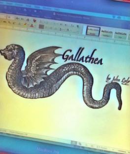 - Gall-a THEE-a?GALLaTEEe?Gatticka?