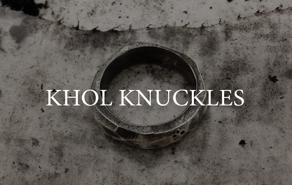 Kohl Knuckles by Raw Taste
