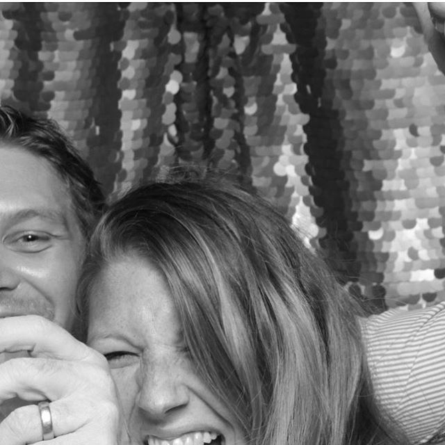 Want a black and white booth? No problem 📷 #theislandphotobooth #photoboothrental #antigua