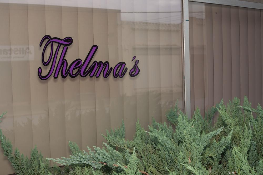 "Thelma's    16"" x 24"" Archival Pigment Print, 2013"
