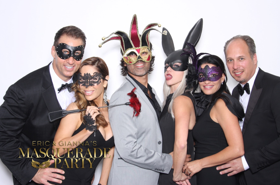 Halloween Masquerade Party