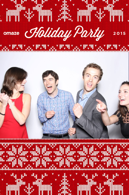 Omaze Holiday Party