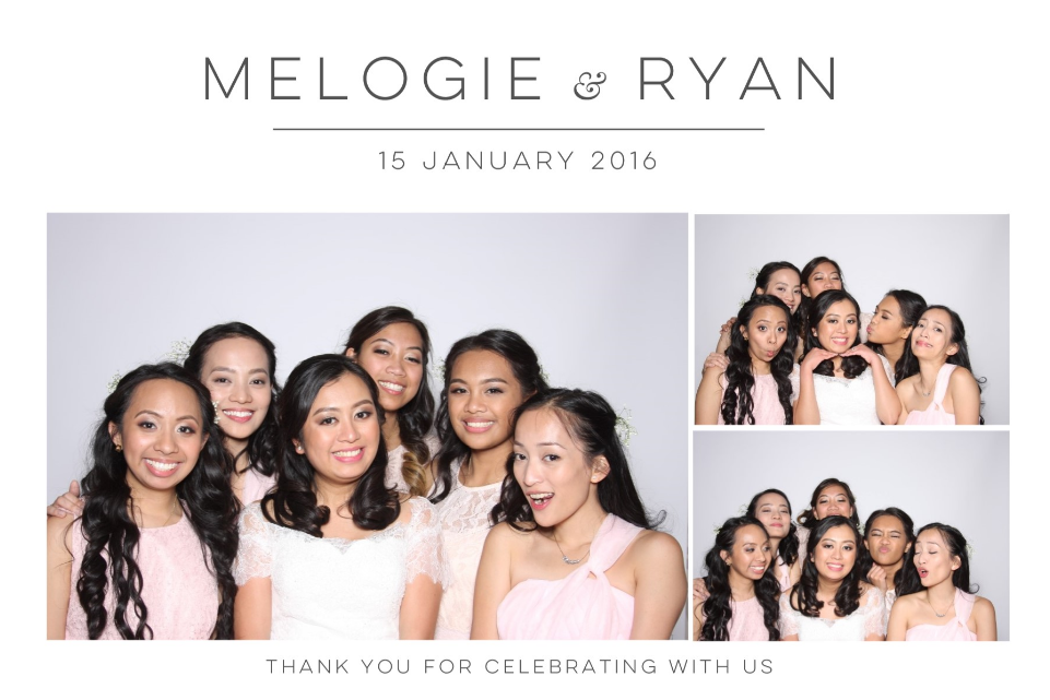 Melogie & Ryan's Wedding
