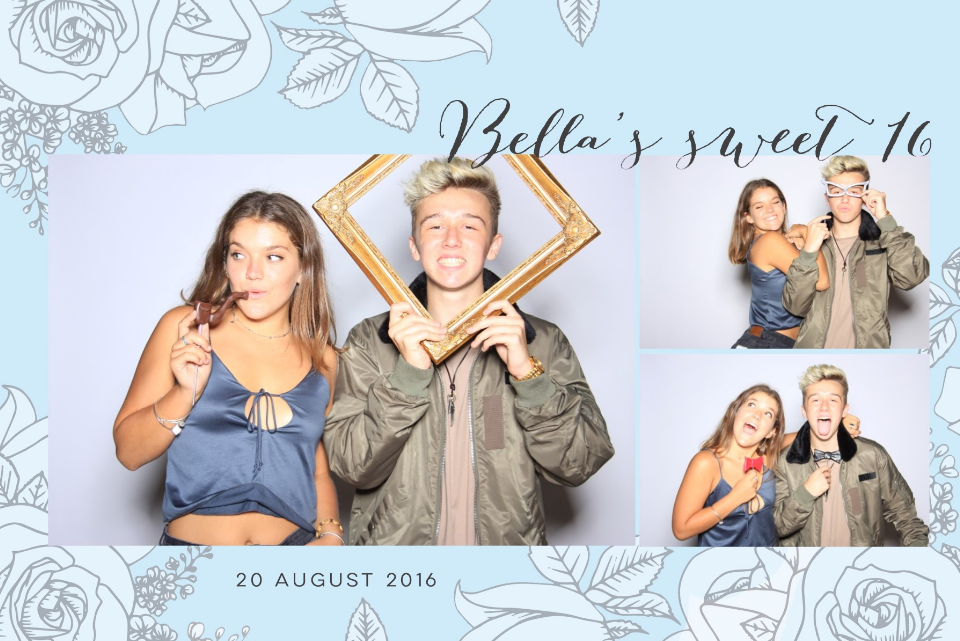Bella's Sweet 16