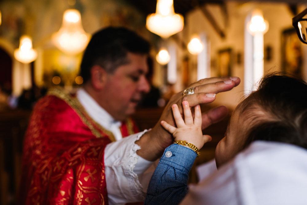Armenian orthodox christening Lidcombe
