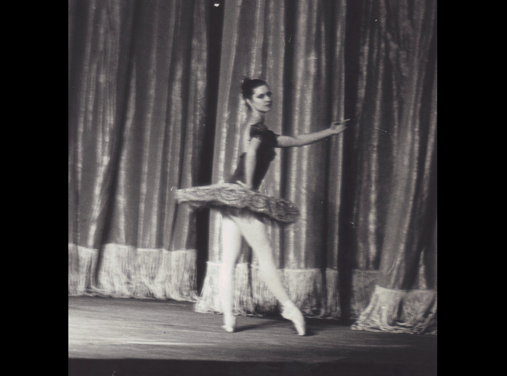 "Fragment from ""Ballet Paquita"""