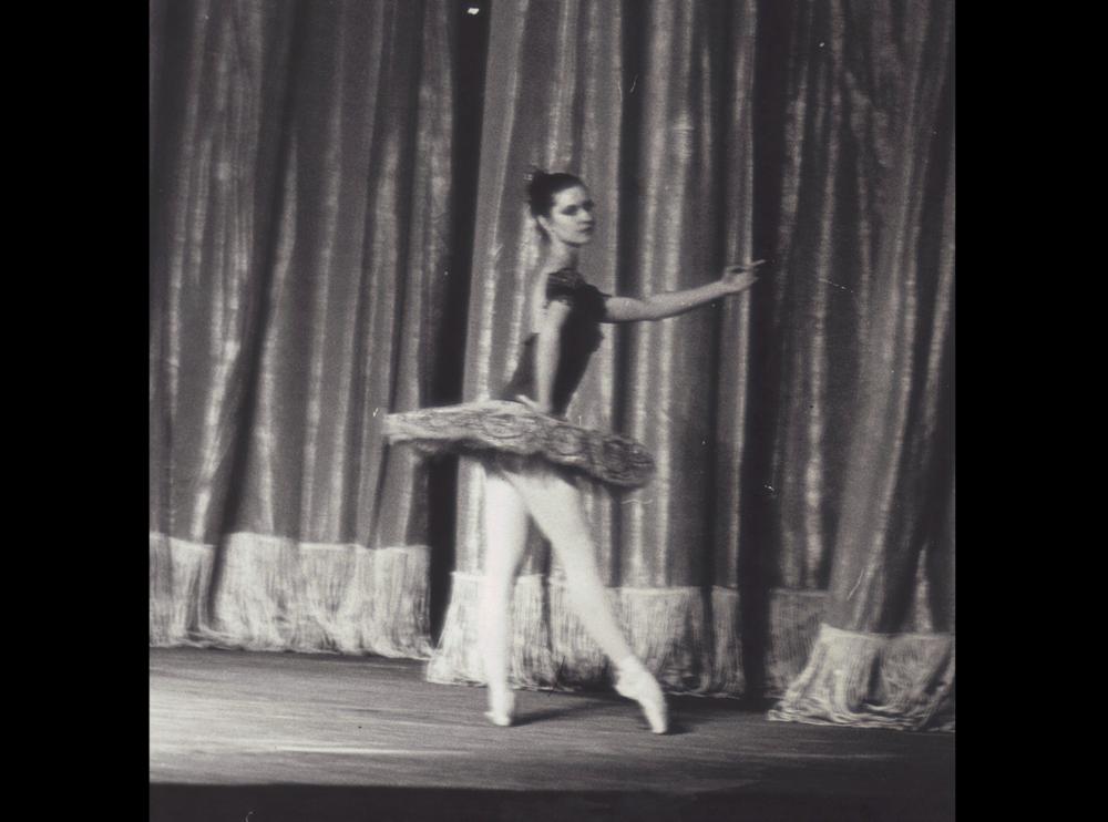 "Fragment from ""Ballet Paquita"""