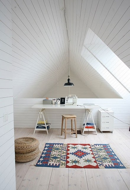 love this as an office space.