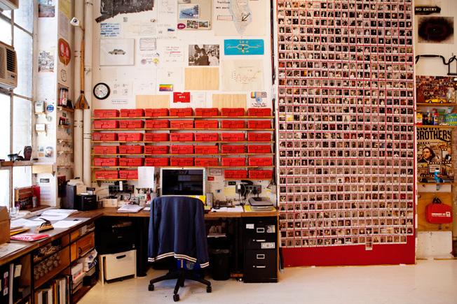 videographer   casey neistat  's studio