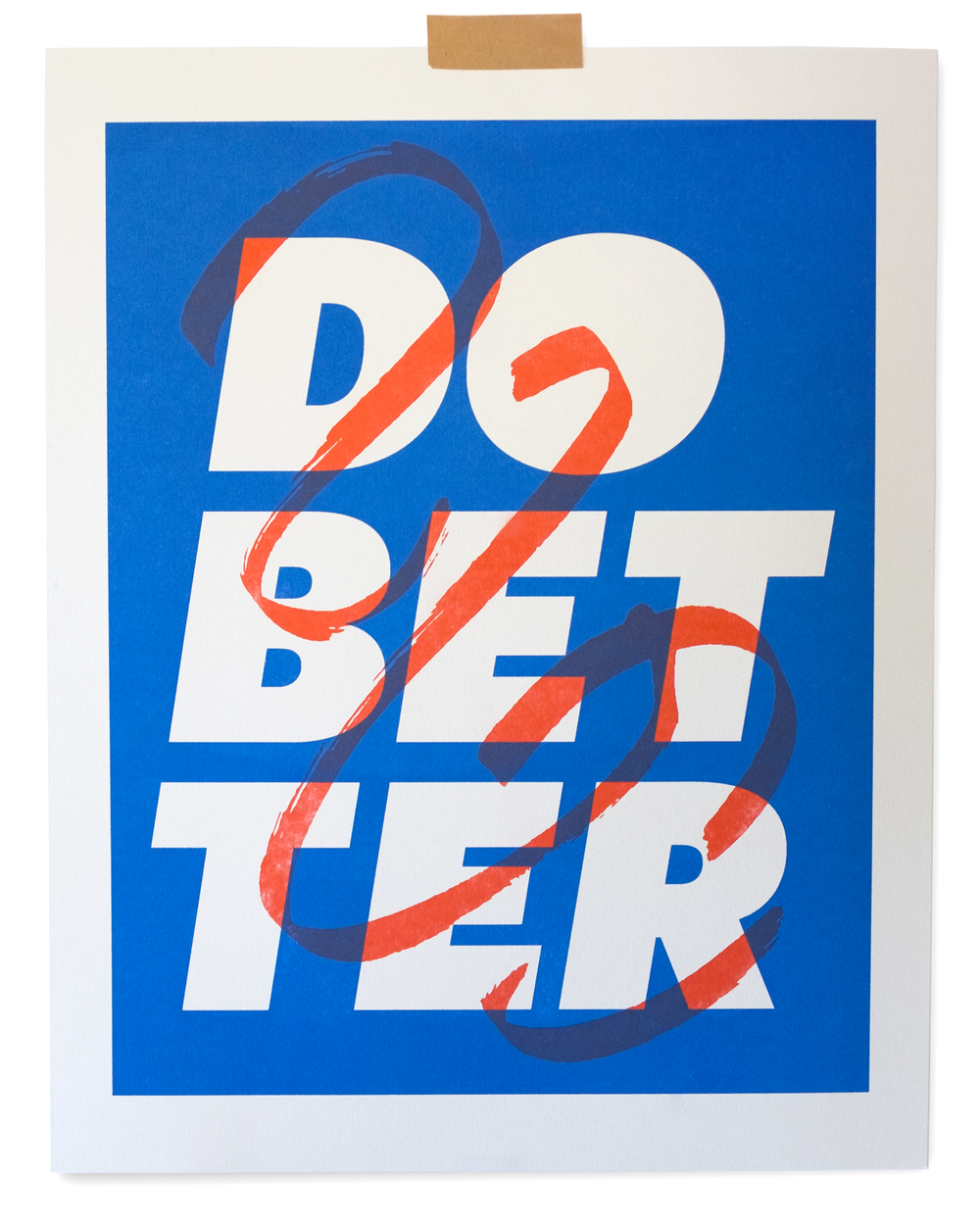 Do better poster project