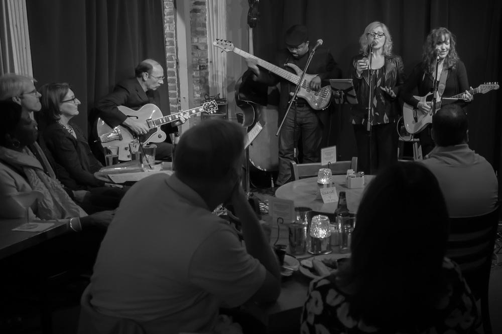 Jazz 49 West Angie Miller Ben Grant JIm Cunningham 10/2014
