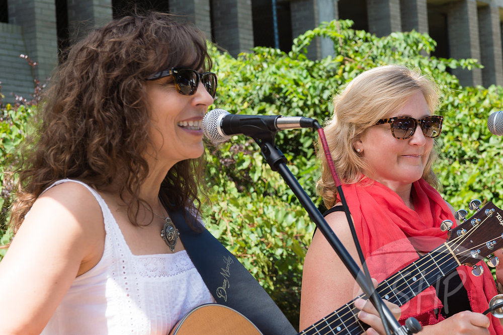 Angie Miller & Meg Murray West Street Festival Annapolis 2014