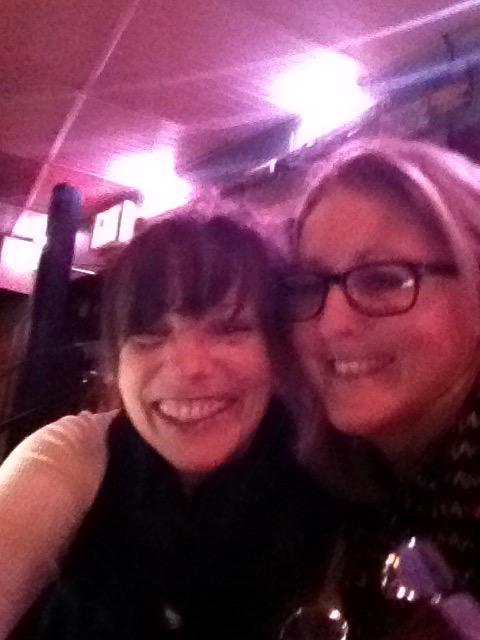 Angie & Meg