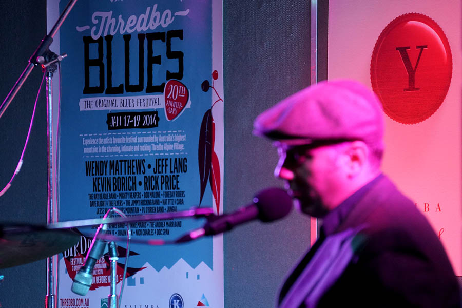 Thredbo Blues Festival 2014