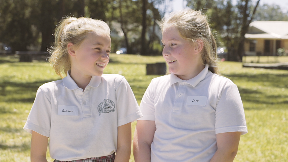 THE GIRL CAMPAIGN - PROMO – SOUTH COAST NSW
