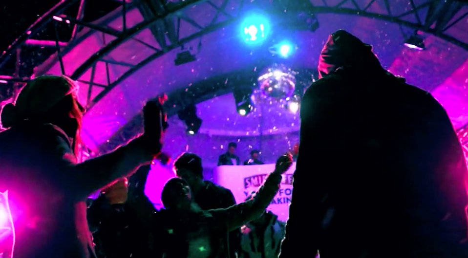 SMIRNOFF SNOWDOMEPARTY #1 - PROMO – THREDBO NSW