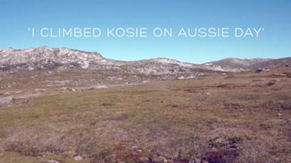 I CLIMBED KOSIE ON AUSSIE DAY - PROMO – MT KOSCIUSZKO NSW