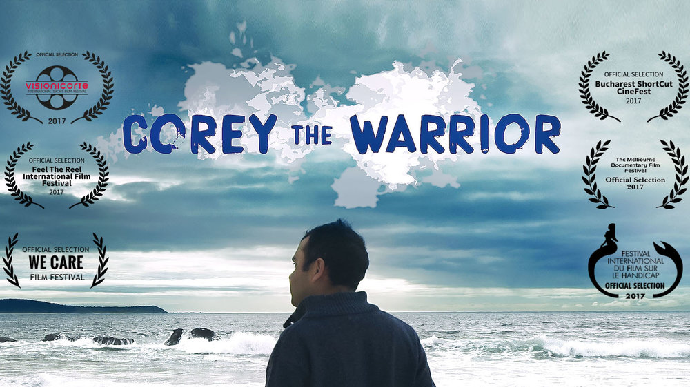 COREY THE WARRIOR - SOUTH COAST NSW
