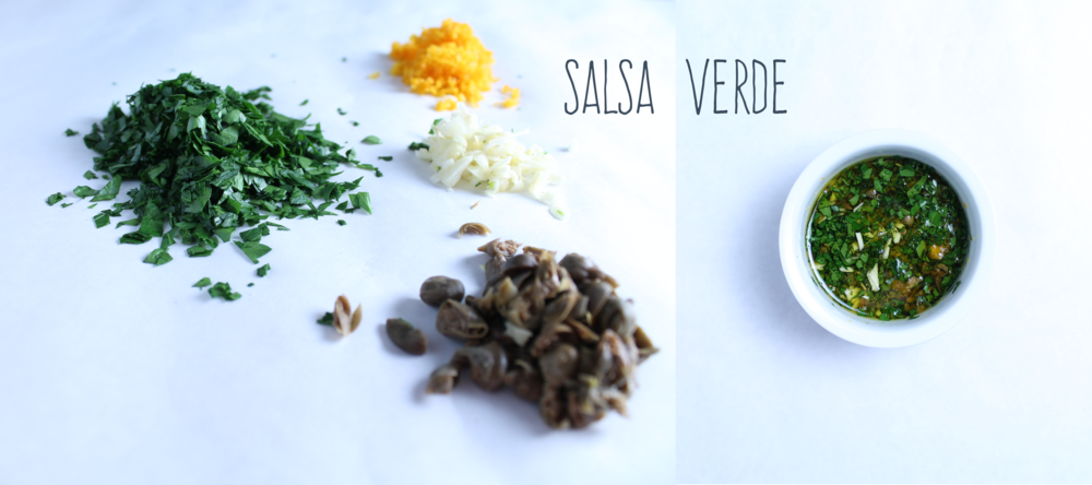 Salsa Verde | www.hungryinlove.com