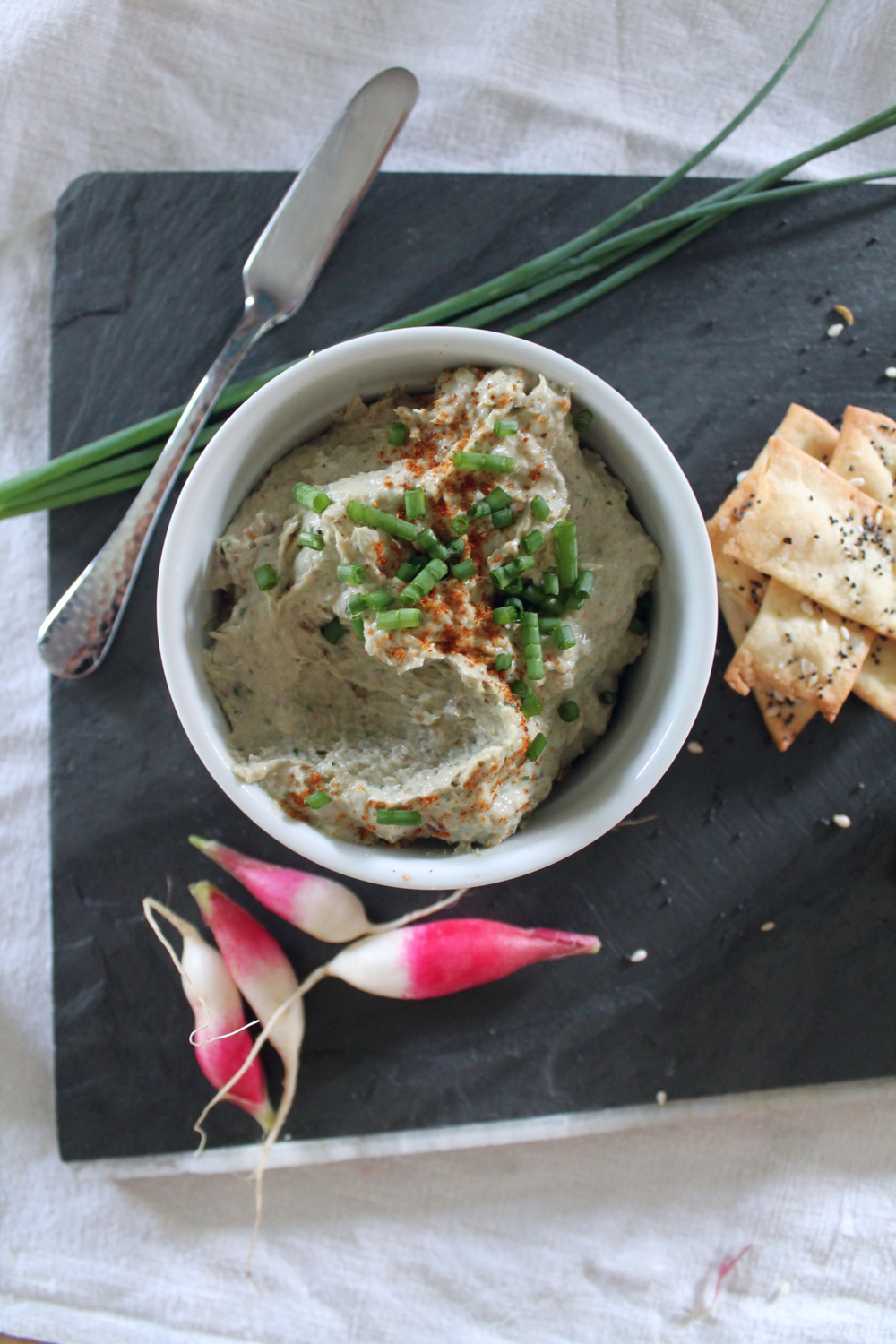 Smoked Bluefish Pate | www.hungryinlove.com